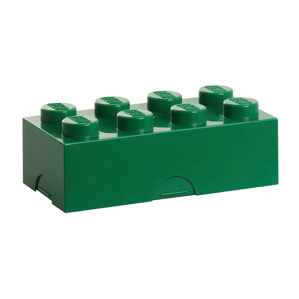 LEGO - Lunch Box Green