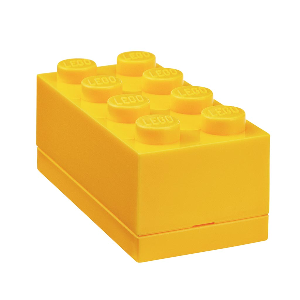 LEGO - Mini Box 8 Yellow