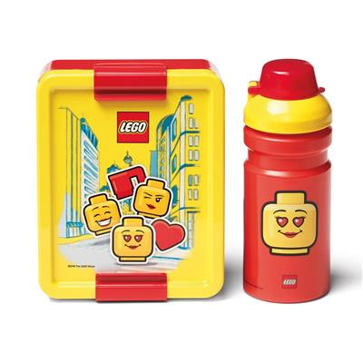LEGO - Lunch Set Iconic Girl