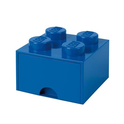 LEGO - Brick Drawer 4 Blue