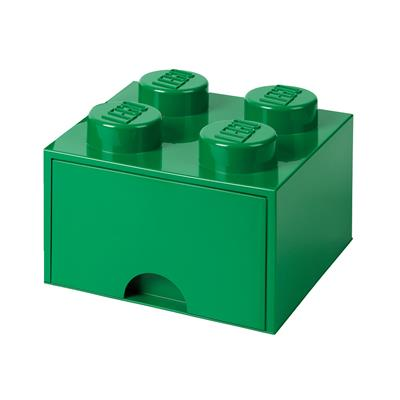 LEGO - Brick Drawer 4 Green