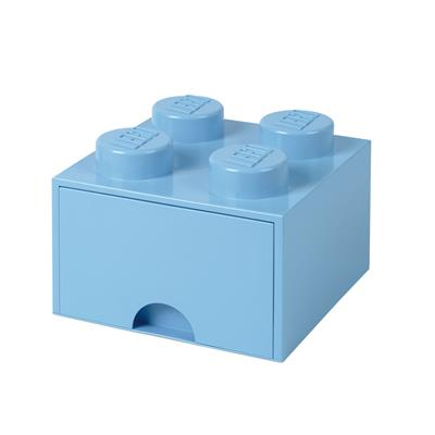 LEGO - Brick Drawer 4 Aqua