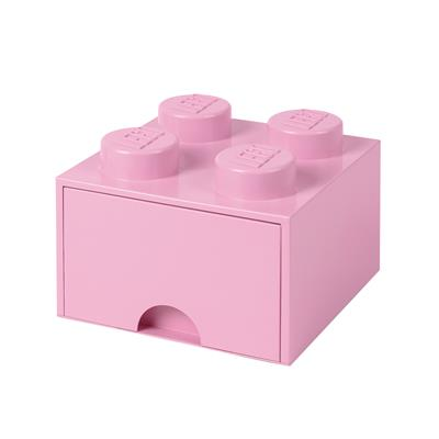 LEGO - Brick Drawer 4 Pink