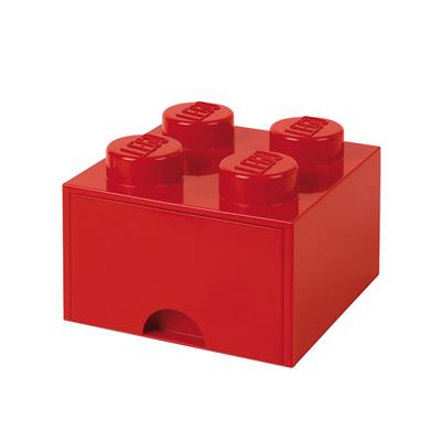 LEGO - Brick Drawer 4 Red