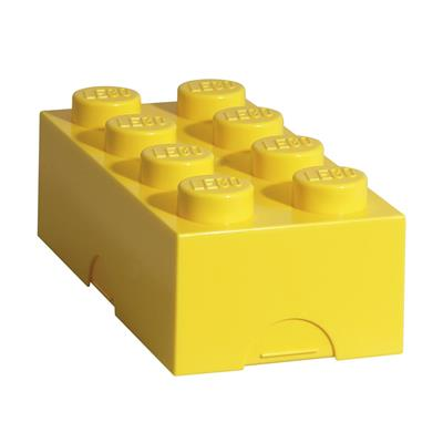 Lunch Box Yellow