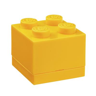 LEGO - Mini Box 4 Yellow
