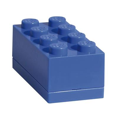 LEGO - Mini Box 8 Blue