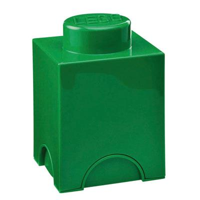 LEGO - Storage Brick 1 Green