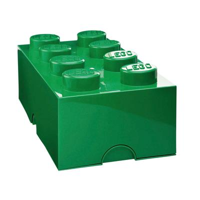 LEGO - Storage Brick 8 Green