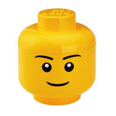 LEGO - Storage Head Boy Large