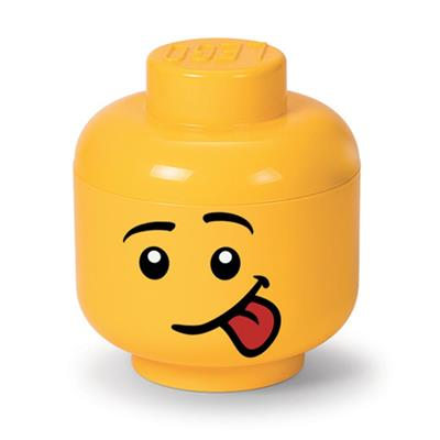 LEGO - Storage Head Silly Boy Large
