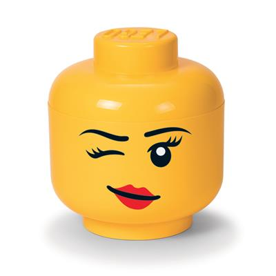 LEGO - Storage Head Whinky Girl Large