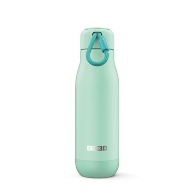 Zoku - Stainless Steel Bottle 500ml Acqua
