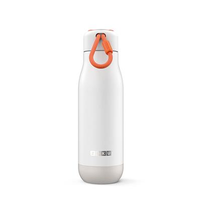 Zoku - Stainless Steel Bottle 500ml Bianca